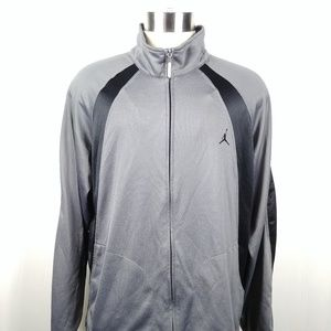 Air Jordan Mens Jacket Dri Fit Size XL